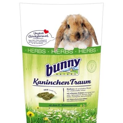 Bunny Nature KaninchenTraum Herbs  750 g, 4 kg, 1 kg