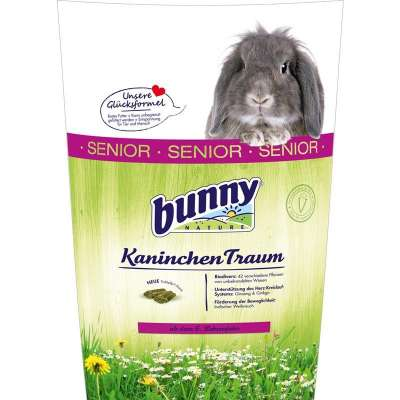 Bunny Nature Kaninchen Traum Senior  750 g, 4 kg, 1 kg