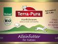 Bio Alimento sin Grano Calabaza con Pato y Ganzo 200 g de Terra Pura