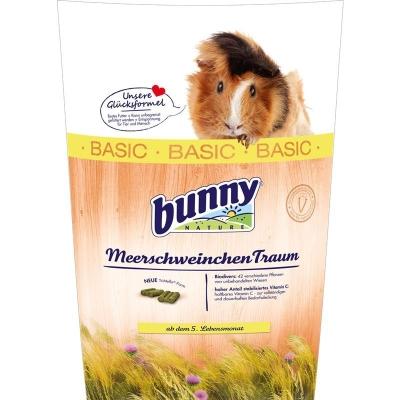 Bunny Nature Meerschweinchen Traum Basic  750 g, 4 kg, 1 kg