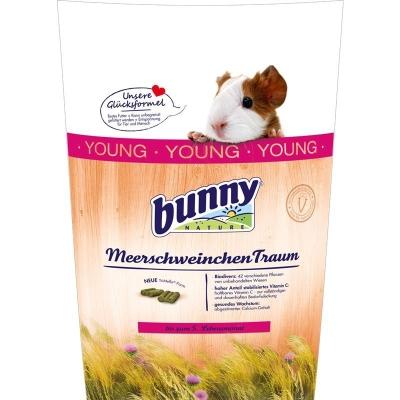 Bunny Nature Meerschweinchen Traum Young  750 g, 4 kg, 1 kg