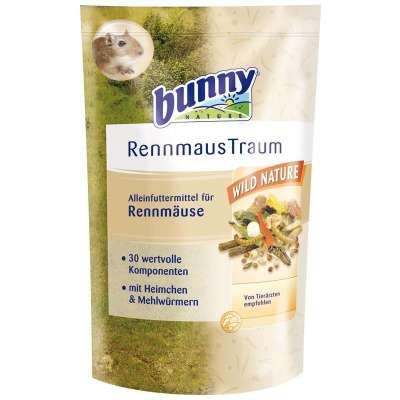 Bunny Nature GerbilDream BASIC  600 g, 4 kg