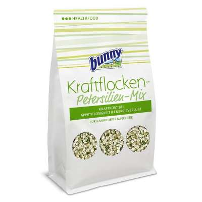 Bunny Nature Kraftflocken-Petersilien-Mix  100 g