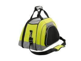 Hunter Pet carrier Ohio, light-green/grey 45x28x31 cm pris