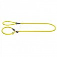 Hunter Adjustable leash Freestyle Neon Žlutý