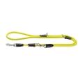 Hunter Adjustable Leash Freestyle Neon bestil til gode priser