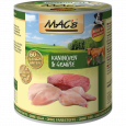 Dog - Rabbit & Vegetables canned  800 g by MAC's buy online