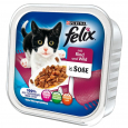 Felix Chunks in Sauce with Beef and Wild 100 g