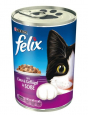 Chunks with Duck and Poultry in Sauce Felix 400 g