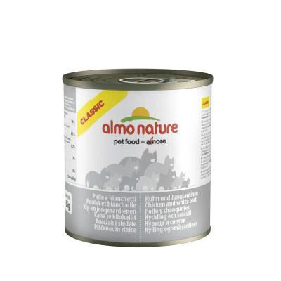 Almo Nature HFC Natural Huhn und Jungsardinen 280 g