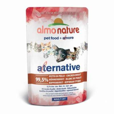 Almo Nature Alternative mit Hühnerbrust 55 g