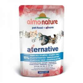 Alternative Atlantikthunfisch Almo Nature  8001154125689