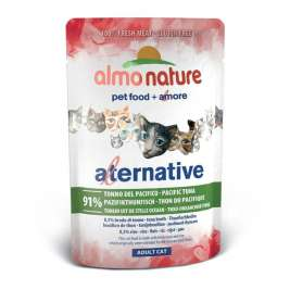 Alternative Tonijn uit Stille Oceaan Almo Nature 8001154125696