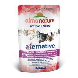 Alternative Tonijn uit de Indische Oceaan Almo Nature 8001154125702