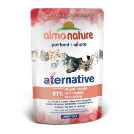 Alternative mit Lachs Almo Nature  8001154125719
