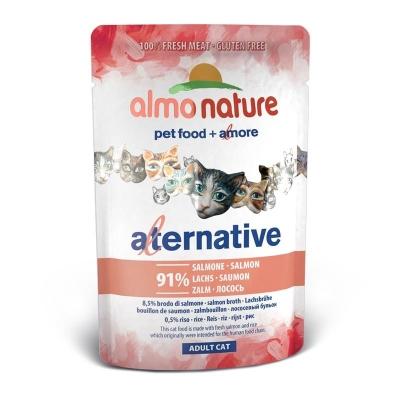 Almo Nature Alternative Lohi 55 g