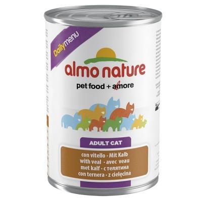 Almo Nature DailyMenu Adult Cat Kalb 400 g
