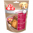 Fillets Pro Skin & Coat S  80 g  fra Tørret oksekød til hunde