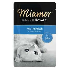 Ragout Royale in Jelly Thunfisch Miamor  4000158740540
