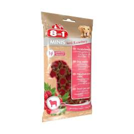 Minis Lamb & Cranberry 8in1 4048422122746