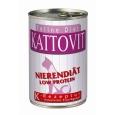 Nierendiät 12x400 g - Katzenfutter mit Innereien