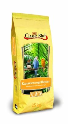 Classic Bird Kanarienvogelfutter  25 kg, 2.5 kg, 1 kg