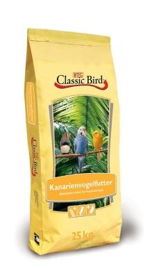Classic Bird Kanarienvogelfutter ohne Rübsen  25 kg