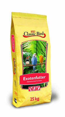 Classic Bird Exotic bird food  25 kg, 1 kg