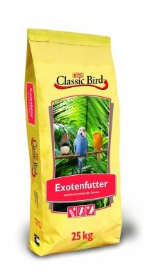 Classic Bird Exotenfutter  25 kg, 1 kg