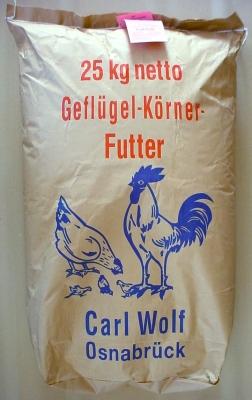 Classic Bird Geflügelkörnerfutter  25 kg