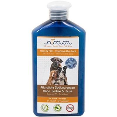 Arava Botanical Flea & Ticks Conditioner Free of Chemical Pesticides for Dogs 400 ml
