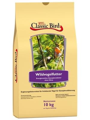 Classic Bird Wildvogelfutter ohne Hirse  2.5 kg, 10 kg