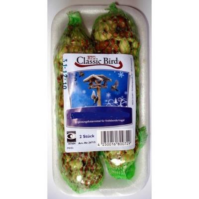 Classic Bird Ganzjahres - Futterstange auf Tablett  200 g