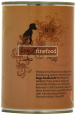 Dogz Finefood No.8 Turkey and Goat 400 g - Hundmat utan konserveringsmedel