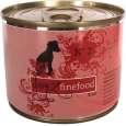 No.2 Pâtée au bœuf de chez Dogz Finefood 200 g