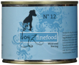Dogz Finefood No.12 Venison and Herring 200 g