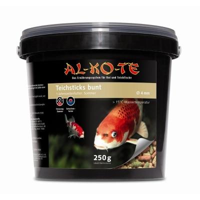 AL-KO-TE Teichsticks bunt 250 g