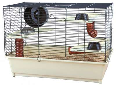 Trixie Hamster's Cage 62×46×36 cm