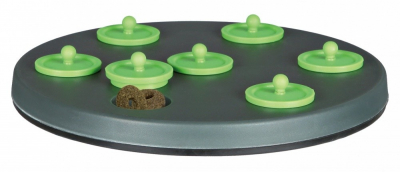 Trixie Snack Board, in plastica Verde 20 cm