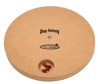 Nina Ottosson Dog Spinny Vaalean ruskea 23 kg
