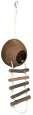 Mit Trixie Kokosnusshaus für Hamster wird oft zusammen gekauft