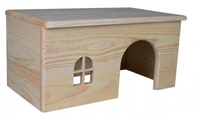 Trixie Holzhaus für Kleintiere 40x20x23 cm