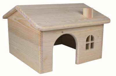 Trixie Casetta in legno, per Coniglio 38×25×37cm 38×25×37 cm