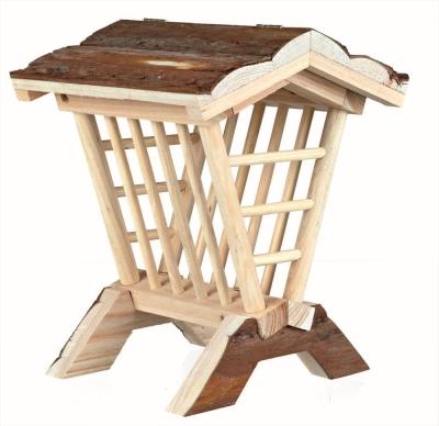 Trixie Natural Living Mangiatoia di fieno con tetto 20×25×20 cm