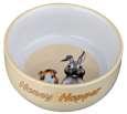 Trixie Honey & Hopper Ceramic Bowl