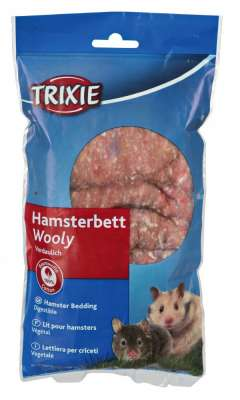 Trixie Wooly, Materiale per Nido 20 g Marrone