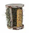 Trixie Wooden Tower with Mountain Meadow Hay