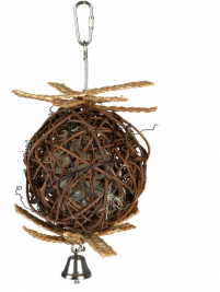 Natural Living Wicker Ball Trixie 4011905589664