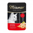 Miamor Pouch Feine Filets Chicken & Tomato 100 g
