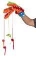 Trixie  Handschuh mit 4 Hängemäusen  Verschiedenfarbig